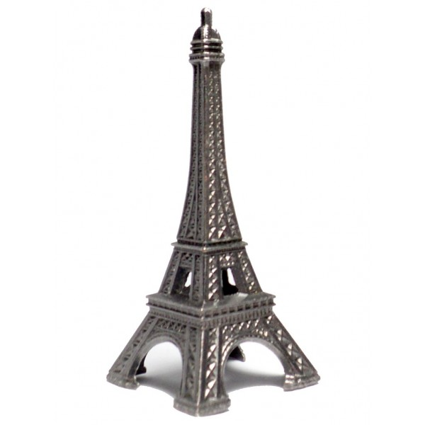 tour eiffel vieil argent taille 2 7 cm. Black Bedroom Furniture Sets. Home Design Ideas