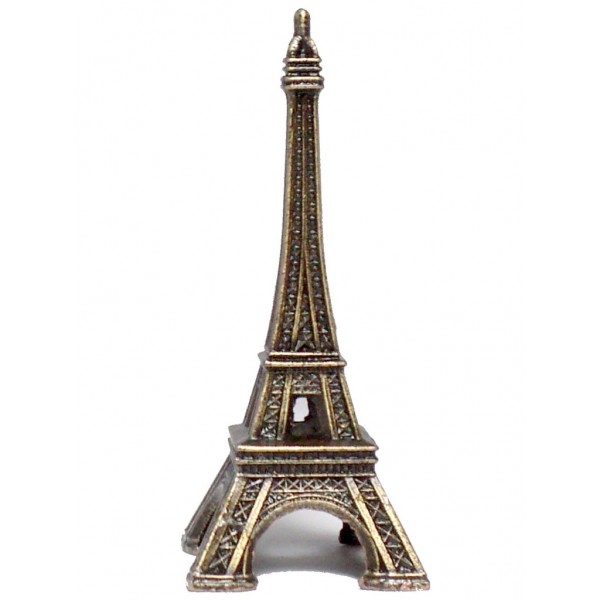 Tour Eiffel bronze 7 cm Made in France
