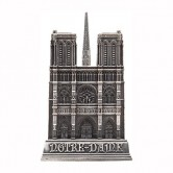 Notre Dame de Paris métal - Taille 1