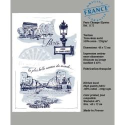 Torchon Champs Elysées