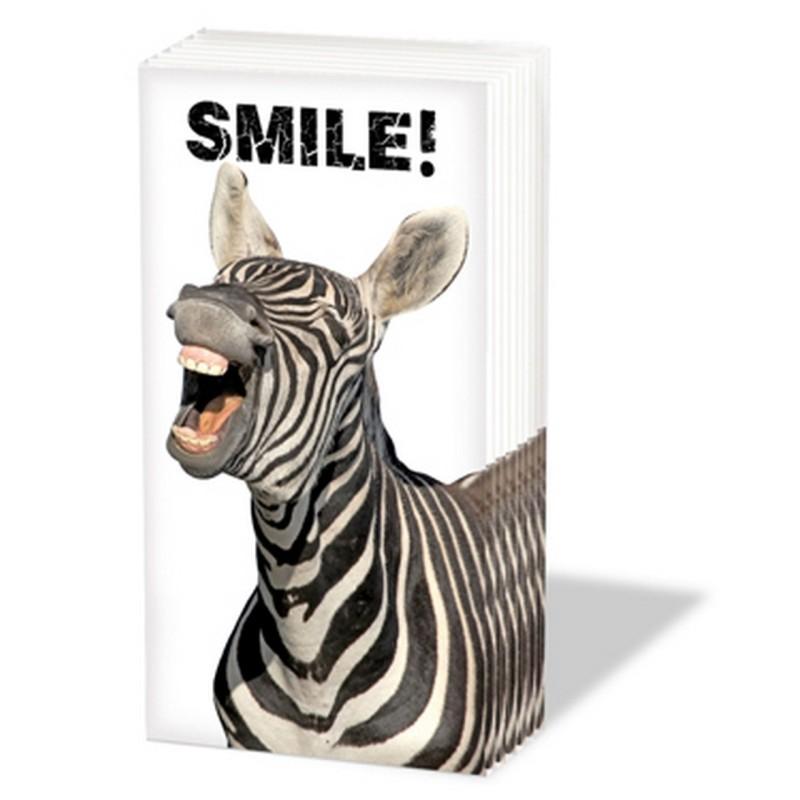 Mouchoir Smile!