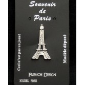Pin Tour Eiffel Strass