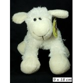 Mouton Peluche I Love Paris