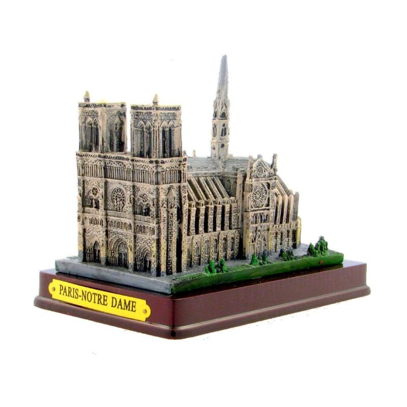 Notre Dame en résine - Petite
