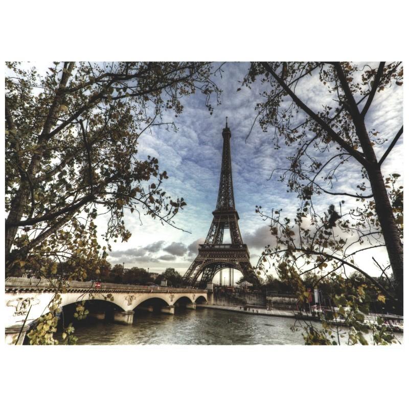 10 Cartes Postales de la Tour Eiffel
