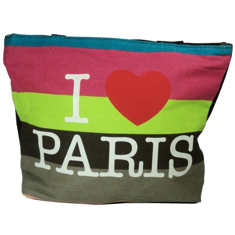 Sac Parade I Love Paris petit