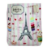 Sac Shopping Tour Eiffel Gourmande