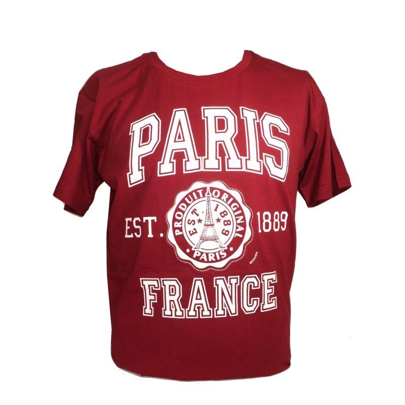 T-Shirt Paris 1889 Varsity