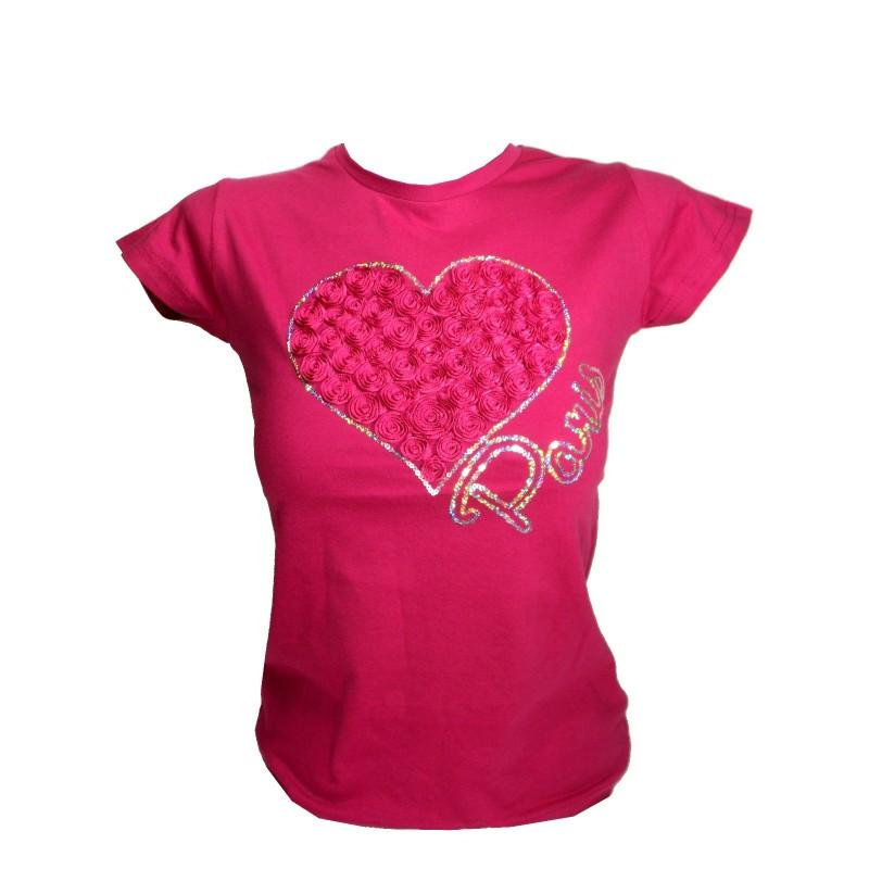 T-shirt Paris Bonbon