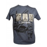 T-shirt 3 Monuments enfant