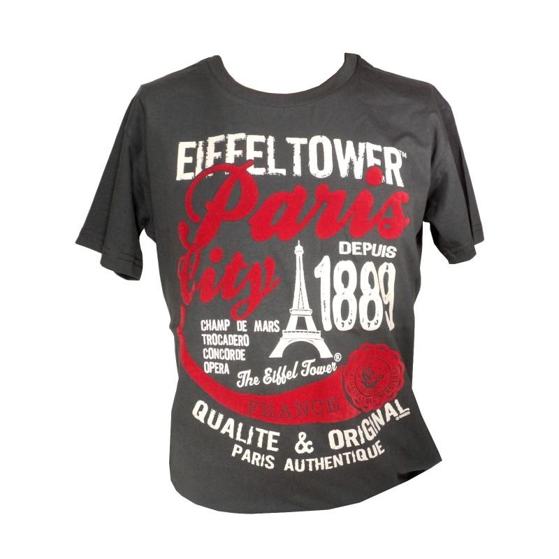T-shirt Paris City adult
