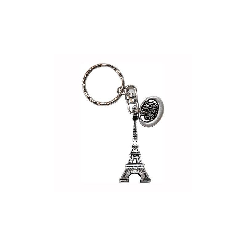Porte-clef Tour Eiffel XXI siècle