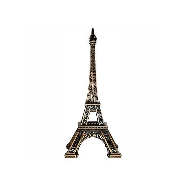Tour Eiffel bronze 13 cm - Made in France