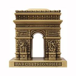 Arc de Triomphe métal bronze - Petit
