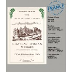 Torchon Château d'Issan - Vignoble de Bordeaux