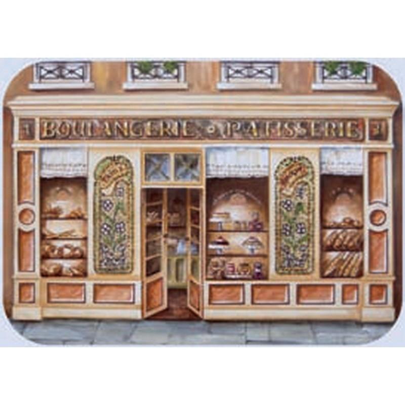 Boulangerie set de table