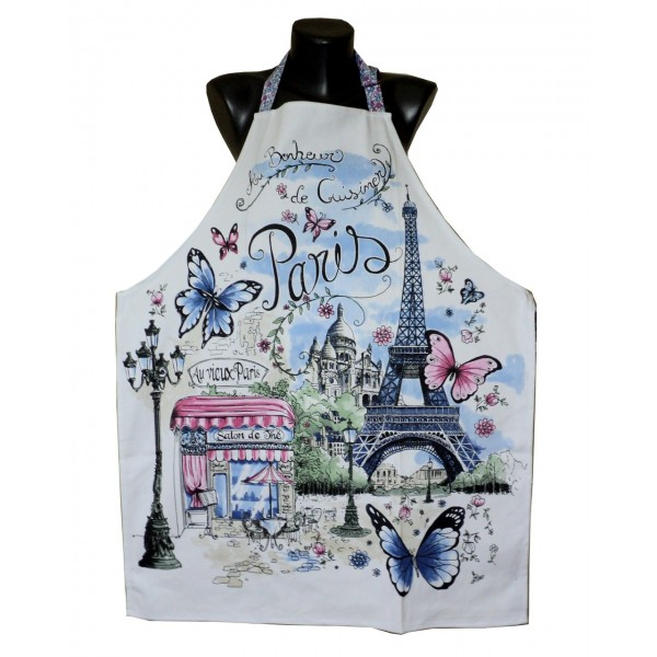 Tablier Papillon De Paris