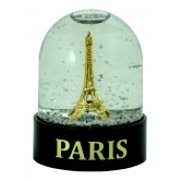 Boule de Neige Tour Eiffel - Made in France