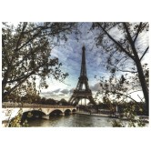 Cartes Postales Tour Eiffel - Lot de 10