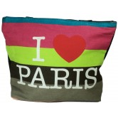 Sac Parade I Love Paris petit