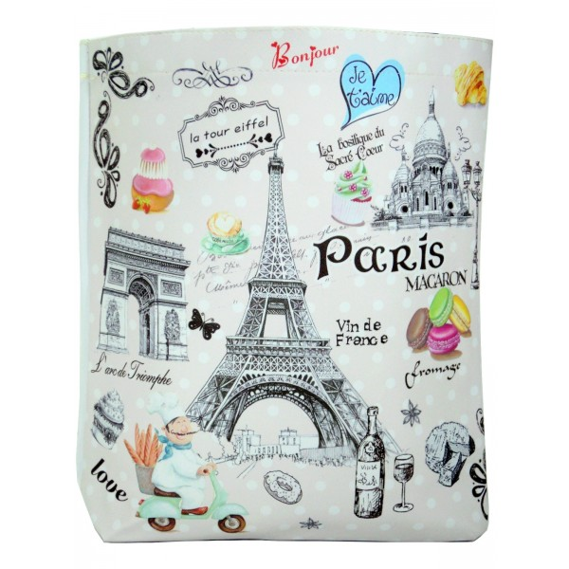 Sac Shopping Manger à Paris