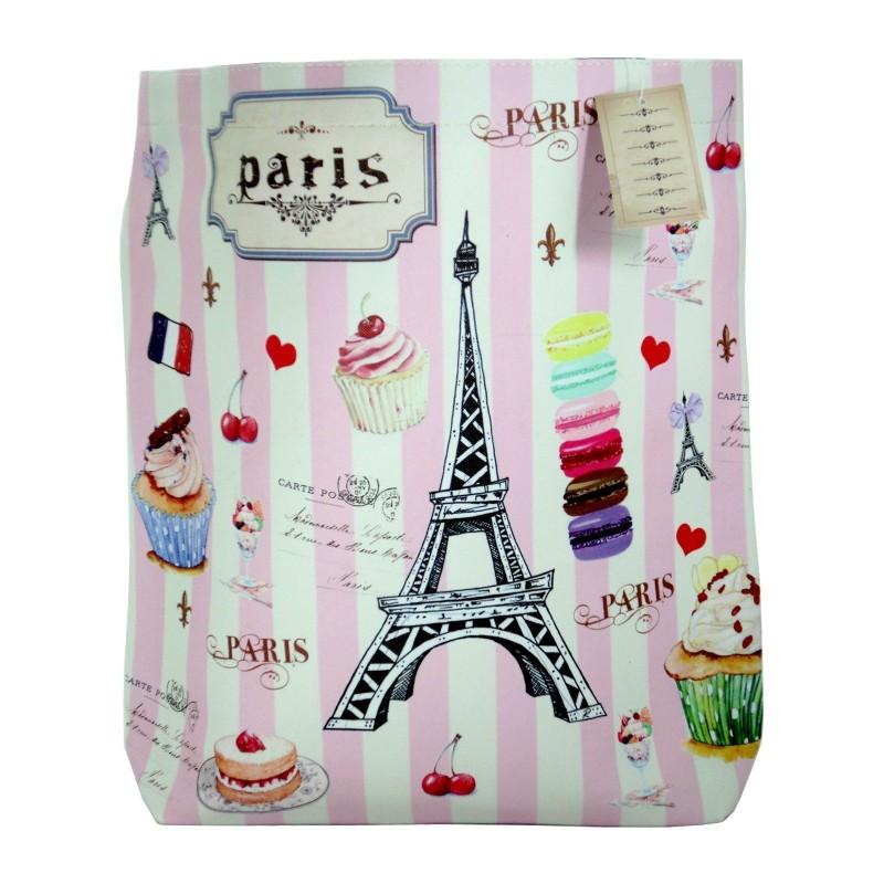 Sac Shopping Tour Eiffel Gourmande