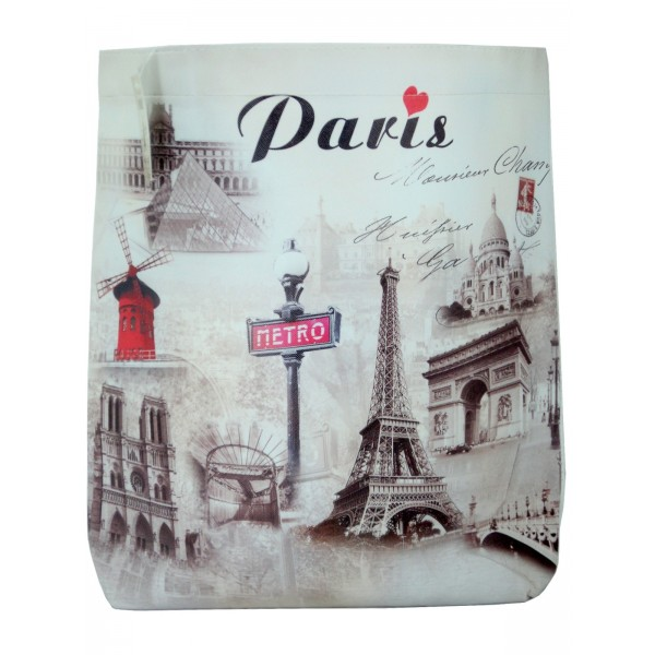 Sac Shopping Monuments de Paris