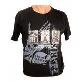 T-shirt 3 Monuments AD