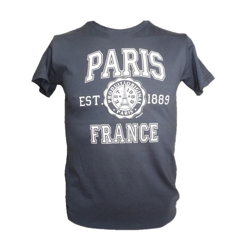 T-Shirt Paris 1889 Varsity enfant
