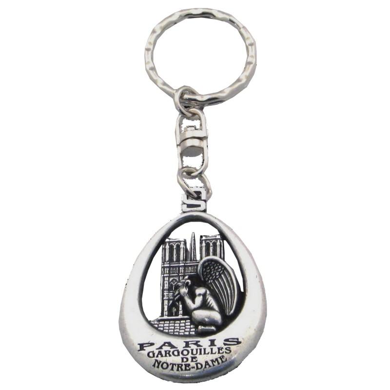 Porte-clef Gargouille Notre Dame