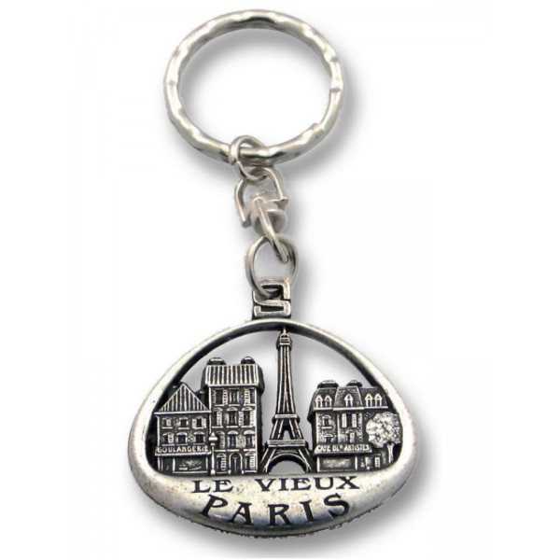 Porte-clé Le Vieux Paris