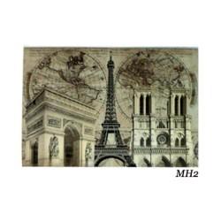 Carte Postale PARIS