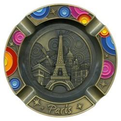Cendrier Métal Paris Feux d'Artifice