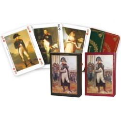 """Jeu de cartes """"Napoleon Ier"""""""