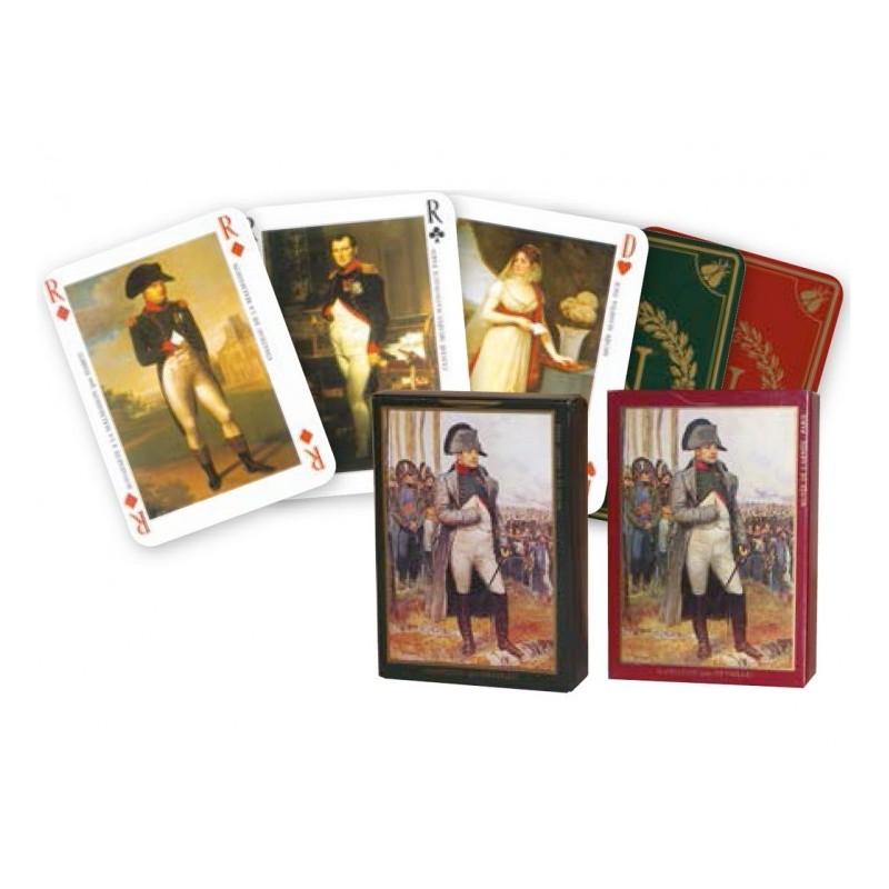 Jeu de cartes Napoléon Ier