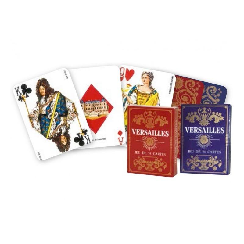 """Jeu de cartes """"Versailles"""""""