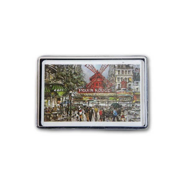 Jeu de cartes Moulin Rouge