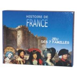 Jeu des 7 familles - Histoire de France