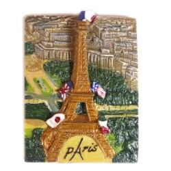 Magnet Esplanade de la Tour Eiffel