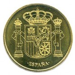 Médaille Blason Espagnol