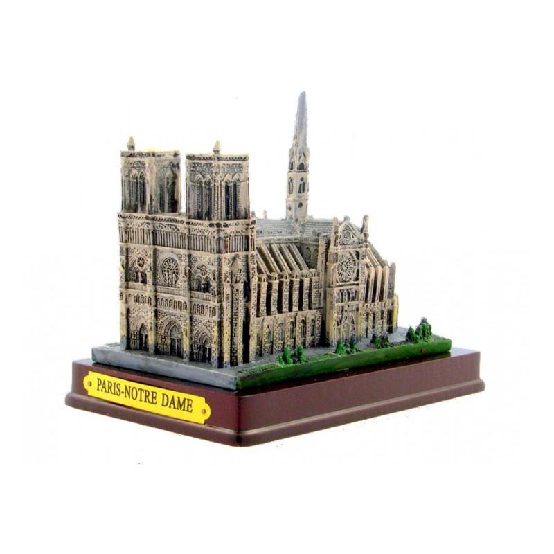 Notre-Dame de Paris en résine - Grand