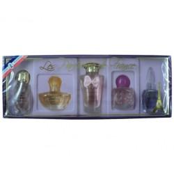Parfums de France - 5 flacons