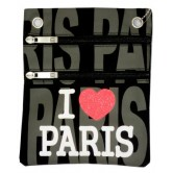 Pochette Passeport I Love Paris