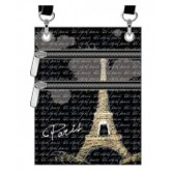 Pochette Passeport Tour Eiffel