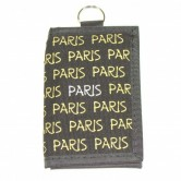 Porte feuille Paris