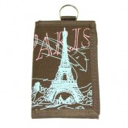 Porte feuille Tour Eiffel