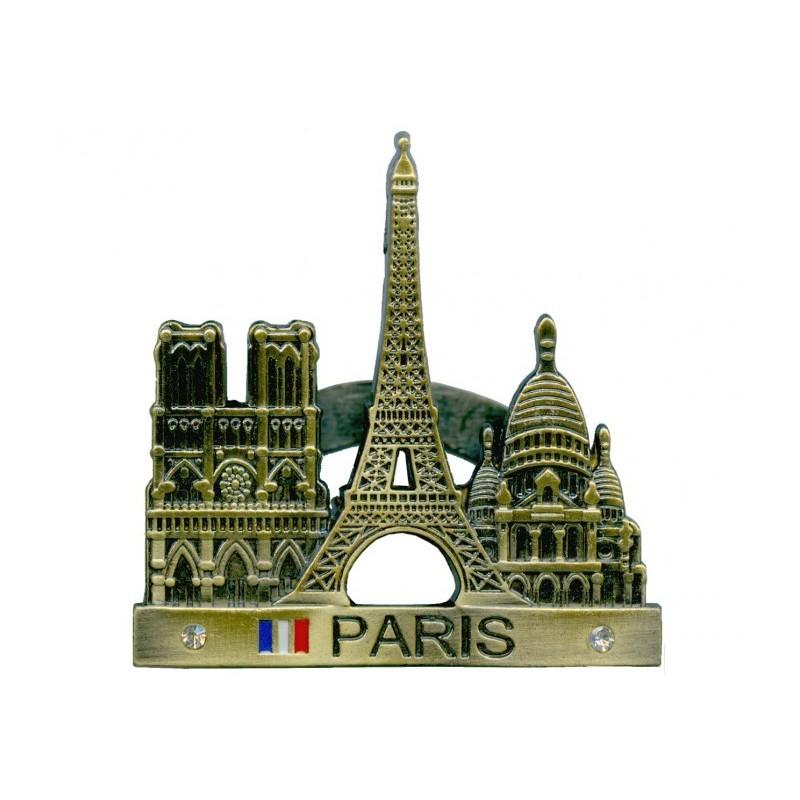 Porte-Cartes de visite Monuments de Paris