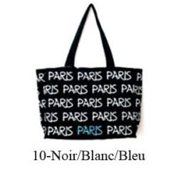 Sac Shopping Paris Néon