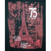 T-shirt Tour Eiffel 75