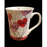 "Tasse Ballons Paris ""I Love You"""